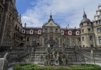 moszna-zamek