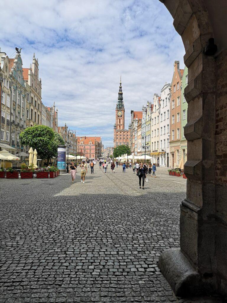 gdańsk-widok-na-ratusz