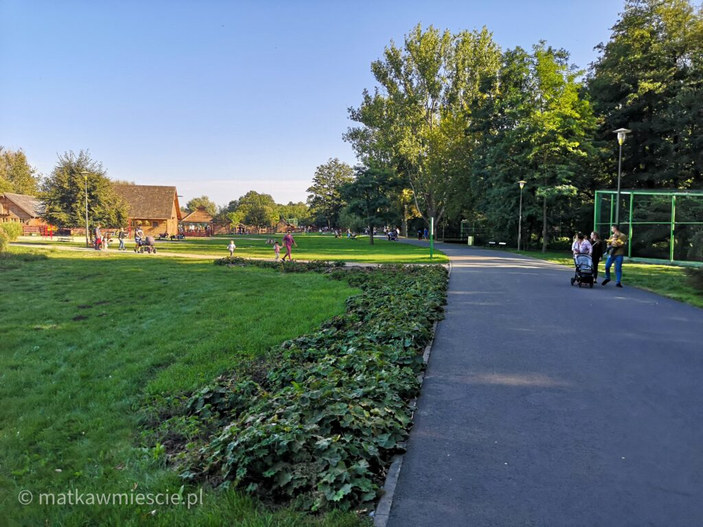 park-wrocławski-w-lubinie