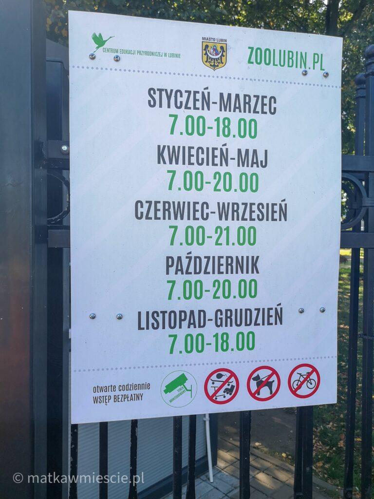 zoo-lubin-godziny-otwarcia