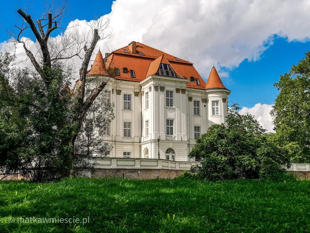 zamek-w-leśnicy