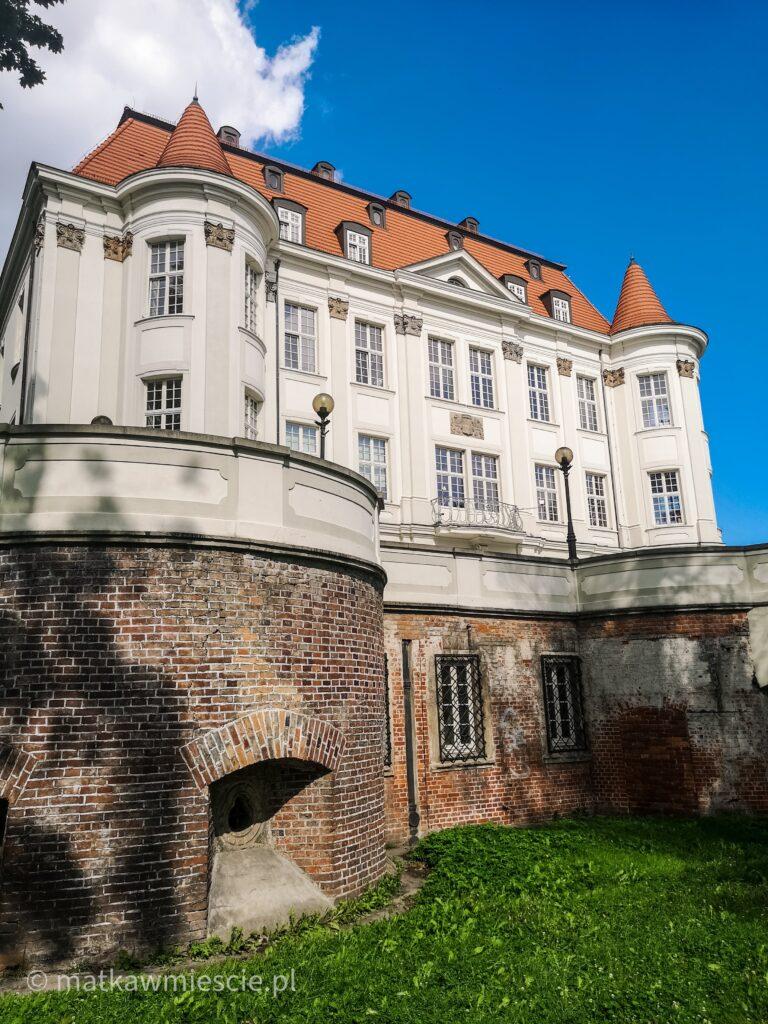 zamek-leśnica