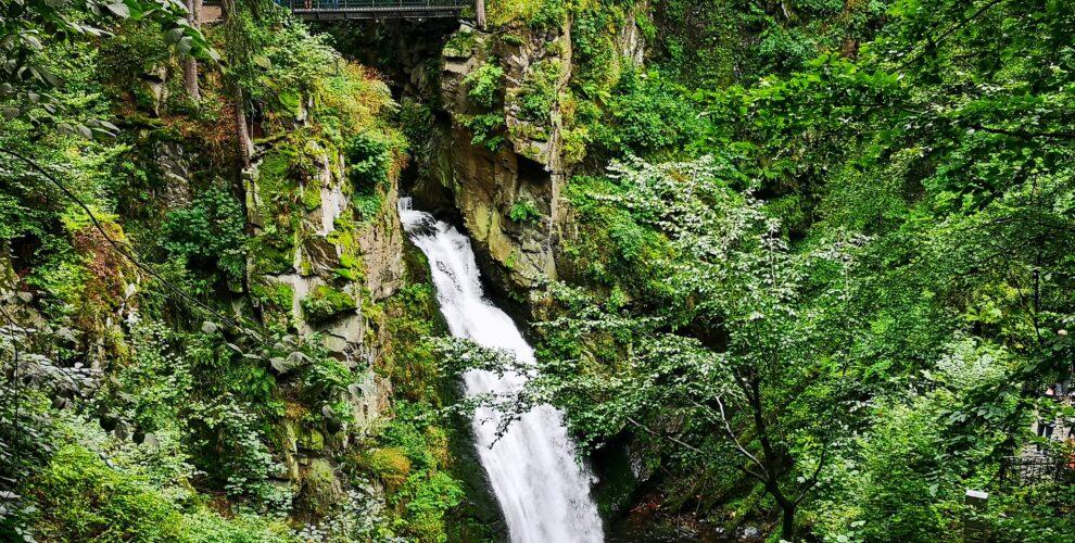 wodospad-międzygórze