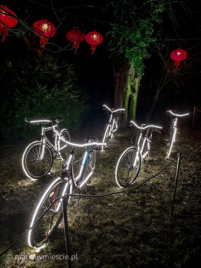 park-iluminacji-rowery