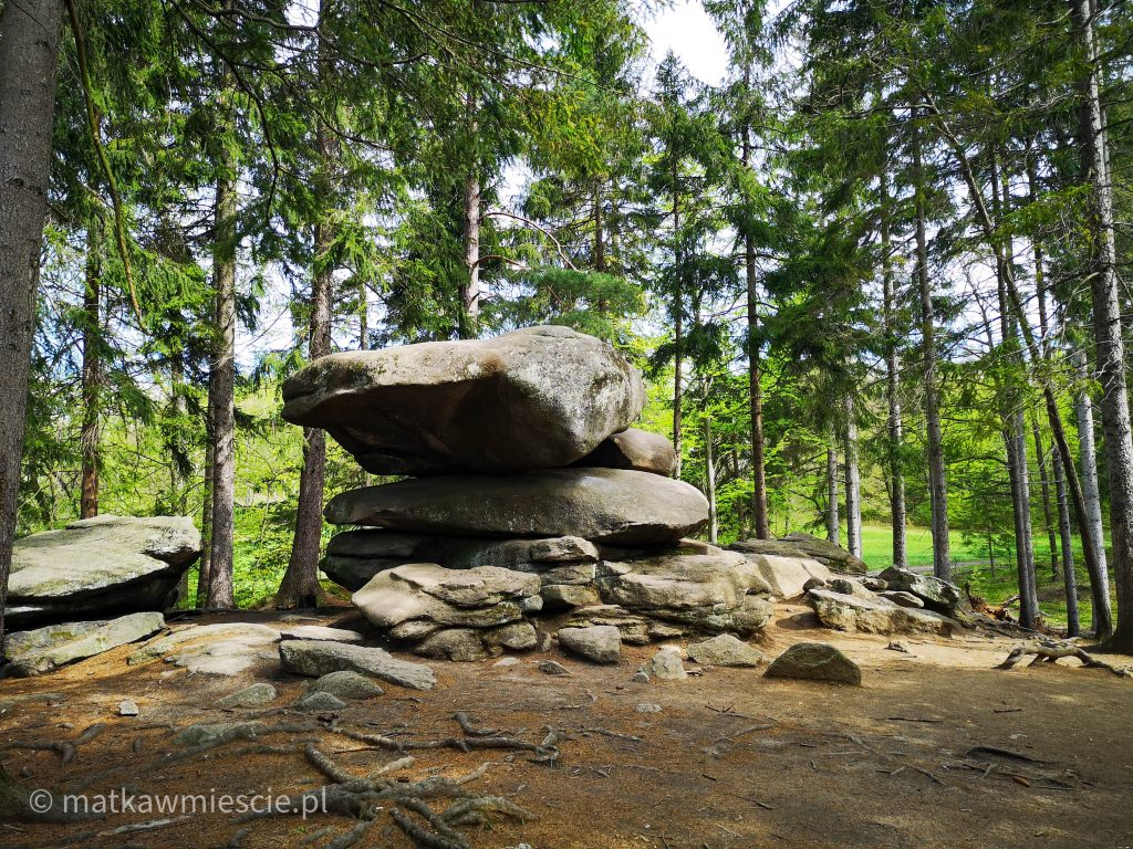 chybotek-skała