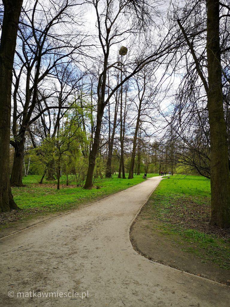 ścieżka-park-wschodni