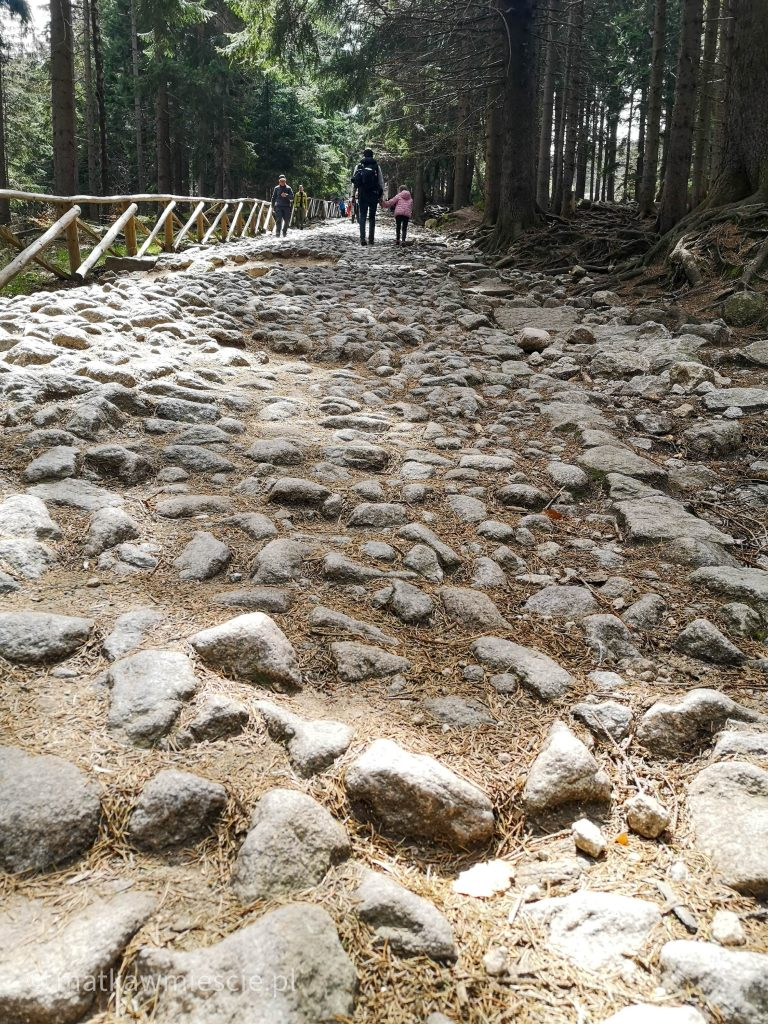 kamienista-droga-wodospad-kamieńczyka