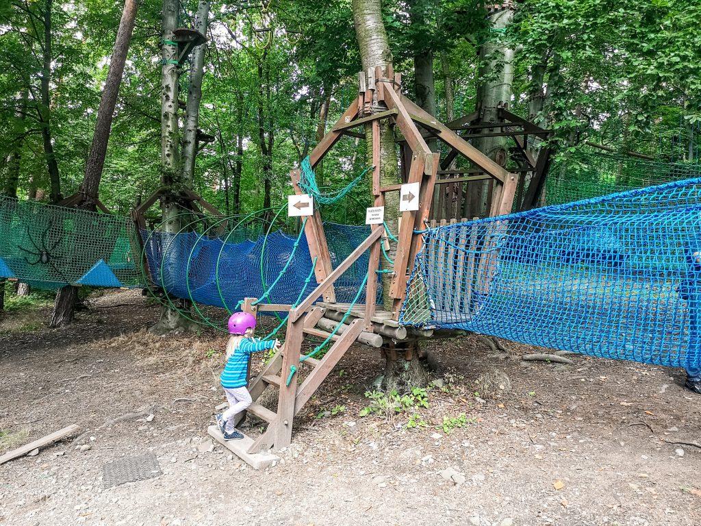 dzieci-park-linowy-wieżyca